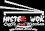 Mister Wok logo white